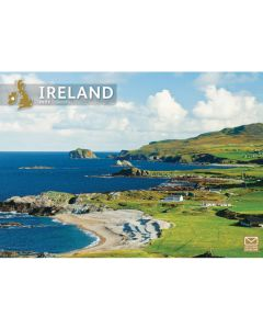 Ireland 2022 A4 Calendar from Carousel Calendars 220081