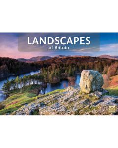 Landscapes of Britain 2022 A4 Calendar by Carousel Calendars 220098