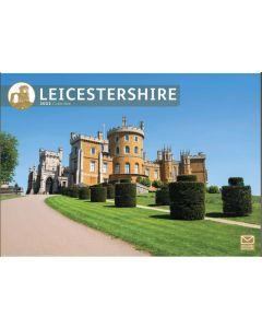 Leicestershire 2022 A4 Calendar from Carousel Calendars 220099