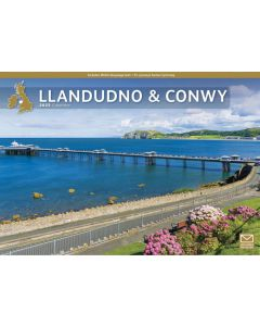 Llandudno and Conwy A4 Calendar 2022 Carousel 220106