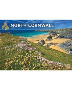 North Cornwall 2022 A4 Calendar from Carousel Calendars 220120