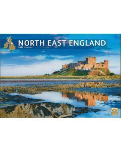North East England 2022 A4 Calendar by Carousel Calendars 220122