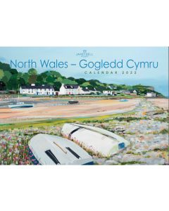 Janet Bell Gallery North Wales 2022 A4 Calendar 220127