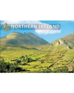 Northern Ireland 2022 A4 Calendar from Carousel Calendars 220131