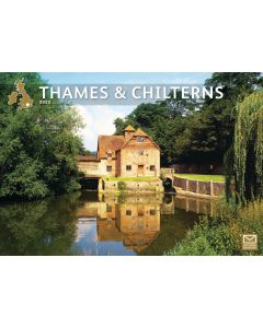 Thames and Chilterns 2022 A4 Calendar from Carousel Calendars 220181