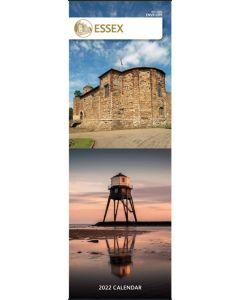 Essex Slim Calendar 2022 by Carousel Calendars 220183