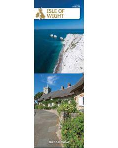 Isle of Wight 2022 Slim Calendar by Carousel Calendars 220184
