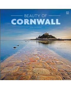 Beauty of Cornwall Calendar 2022 by Carousel Calendars 220221