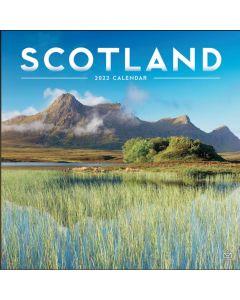 Scotland 2022 Wall Calendar by Carousel Calendars 220244