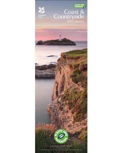 Coast & Countryside 2022 Slim Calendar from Carousel Calendars 220285