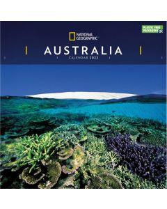 Australia 2022 Calendar from Carousel Calendars 220232