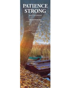 Patience Strong Slim Calendar 2022 by Carousel Calendars 220485