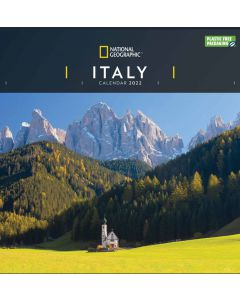 Italy 2022 Calendar from Carousel Calendars 220539