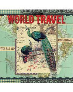World Travel: Gwen Trolez Calendar 2022 by Carousel Calendars 220590