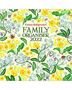 Emma Bridgewater Family Organiser 2022 Calendar from Carousel Calendars 220653