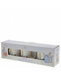 Peter Rabbit Mummy, Daddy & Me Mug GiftSet by Enesco A29833