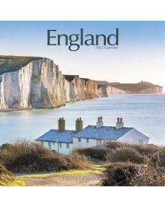 England Calendar 2022 by Carousel Calendars 220737