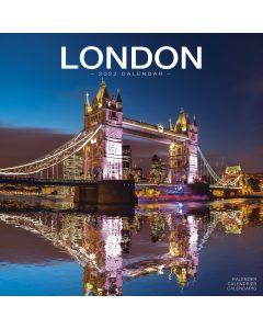 London Calendar 2022 by Carousel Calendars 220811