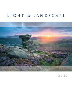 Light & Landscape Wall Calendar 2022 by Carousel Calendars 220819