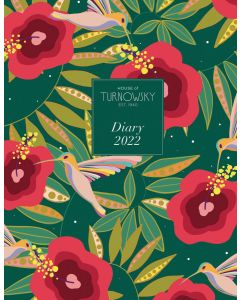 House Of Turnowsky Deluxe Diary 2022 by Carousel Calendars 220882