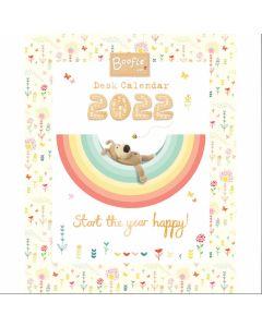 Boofle Easel Desk Mini Calendar 2022 Portico Designs 220897