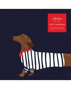 Joules Calendar 2022 by Carousel Calendars 220925