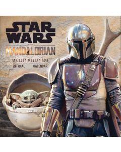 Star Wars, The Mandalorian Calendar 2022 by Carousel Calendars 220942