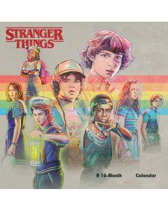 Stranger Things Official Calendar 2022 by Carousel Calendars 220943
