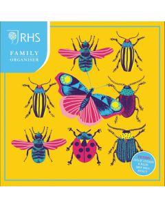 RHS Family Planner 2022 by Carousel Calendars 220946