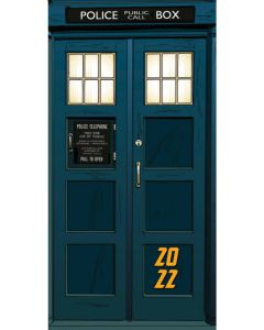 Doctor Who Official Slim Diary 2022 Carousel Calendars 220954