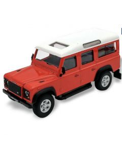 Cararama Land Rover Defender Masai Red 453260