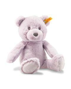 241529 Bearzy Teddy Bear Lilac 28cm by Steiff