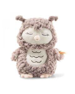 Steiff Ollie Owl Plush Soft Cuddly Friends 23cm 241833