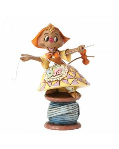 Cinderella's Kind Helper (Suzy Figurine)4039085 by Disney Enesco