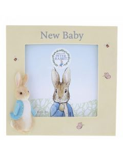 Peter Rabbit New Baby PhotoFrame by Enesco A29831