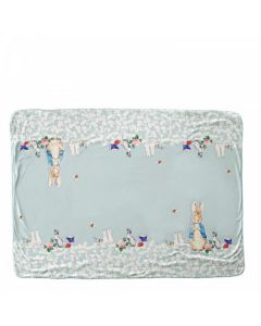Peter Rabbit Pin Up Throw by Enesco A30013