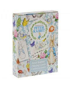 Peter Rabbit Playing Cards by Enesco A30015