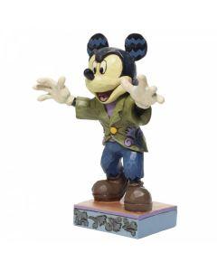 Creature Feature. Halloween Mickey Mouse Figurine 6007077