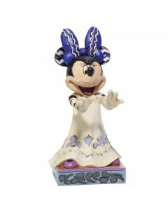 Scream Queen. Halloween Minnie Mouse Figurine 6007078