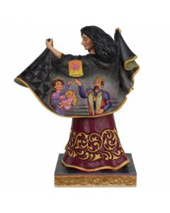 Maternal Malice (Mother Gothel with Rapunzel scene Figurine)6007073