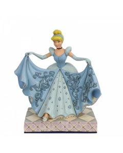 Cinderella Transformation (Cinderella Glass Slipper Figurine)6007054
