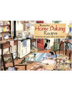 Salmon Favourite Home Baking Recipes Book SA042
