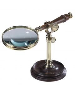 Authentic Models Magnifying Glass with Stand AC099A