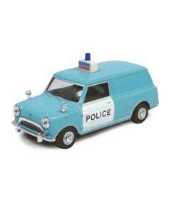 Cararama Mini Cooper Police North Wales Constabulary 415620
