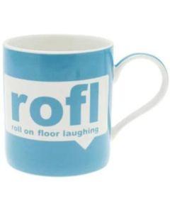 ROFL Roll On Floor Laughing Mug | LP99859