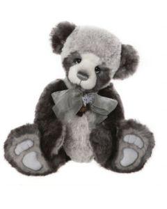 Charlie Bears Roger Panda Plumo Teddy Bear CB202053B