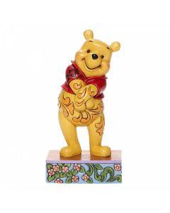 Beloved Bear - Winnie the Pooh Personality Pose Figurine by Disney Enesco 6008081