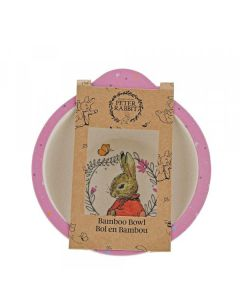Flopsy Bamboo Bowl by Enesco A28797