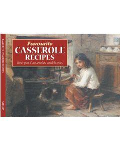 Salmon Favourite Casserole Recipes Book SA031