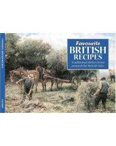 Salmon Favourite British Recipes Book SA030